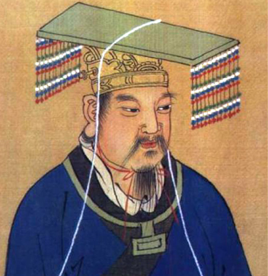 an advice letter in favor of confucianism to emperor zhou of china