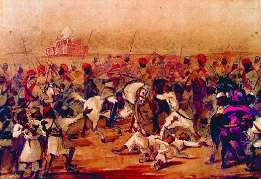 the causes of the indian mutiny