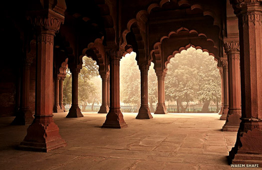 Lal Qila or Red Fort