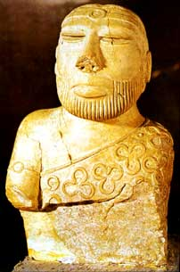 Indus Valley priest king