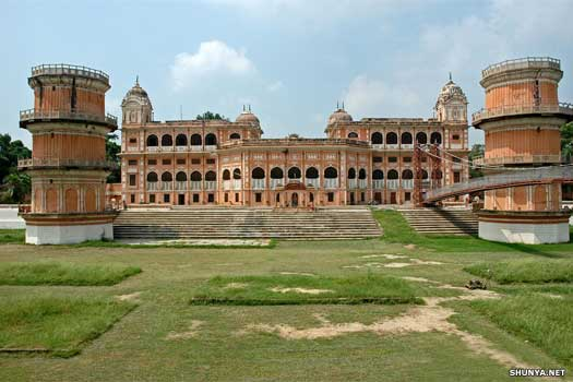 Moti Bagh Palace in Patiala