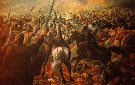 The Third Battle of Panipat
