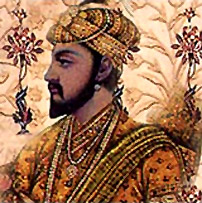 Miniature of Shah Jahan