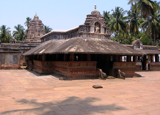 Madhukeswara Temple in Banavasi