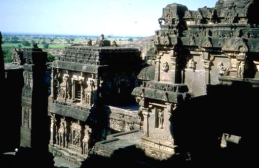 Kailashnath Temple at Ellora
