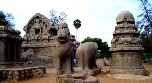 Kingdoms Of South Asia Indian Kingdom Of The Pallavas