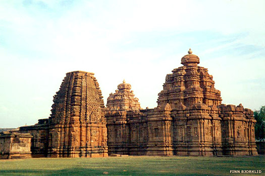 Temple complex at Pattadakal