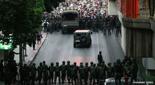 Thailand's 2014 coup