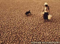 Drought in the Middle East