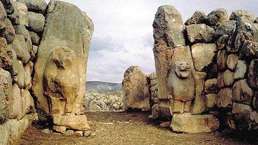 Hittite Lion Gates