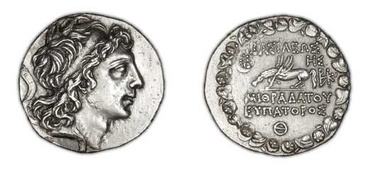 Tetradrachm of Pontus