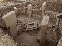 Gobekli Tepe's uncovered temple