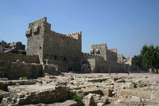 Great Citadel of Damascus