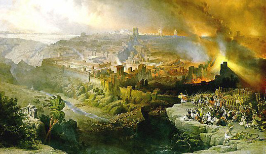 Roman siege of Jerusalem AD 70