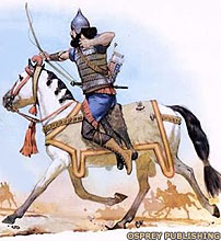 Assyrian mounted archer