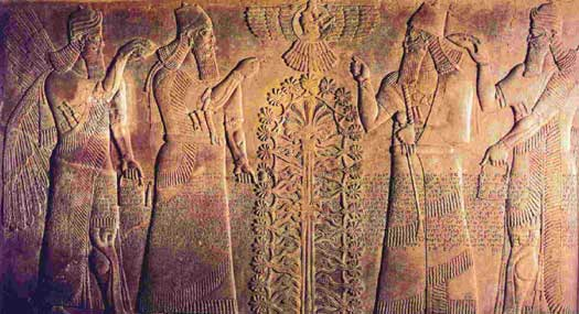 Assyrian kings
