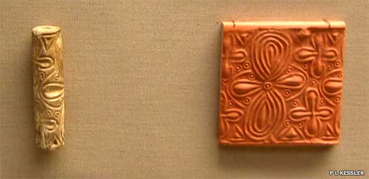 Early Dynasty I cylinder seal