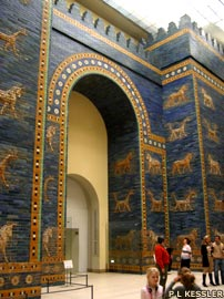 The Ishtar Gates of Babylon