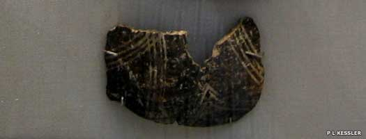 Early Bronze Age pottery