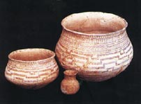 Samarra period pottery