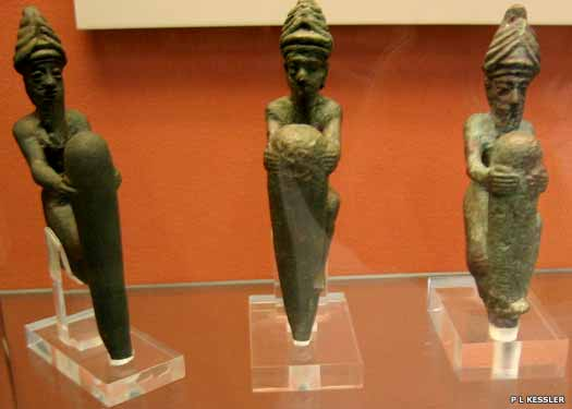 Foundation figures of Gudea