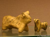 Figurines from Tell al-'Ubaid