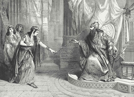 Xerxes the Great and Esther
