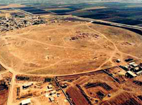 Tell Umm el-Marra aerial photo