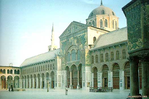 Umayyad Great Mosque in Damascus