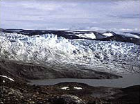 Isua's 3.7 million year old shales, Greenland