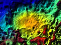 Crater formation: image OSU