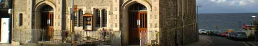 Newquay United Reformed Church in Cornwall
